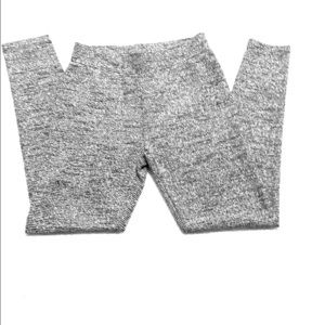 NWT Lou & Grey size S black/white/grey leggings